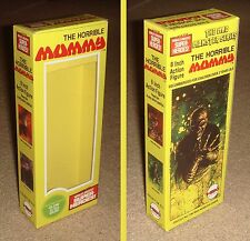 MEGO MAD MONSTER MUMMY BOX ONLY