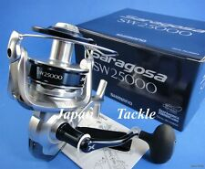 NEW Shimano SARAGOSA SW 25000 SRG Spinning Reel  **1-3 DAYS FREE SHIPPING**