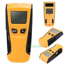 3in1 LCD Wall Detector Stud Center Finder AC Live Wire Cable Detector Scanner