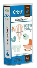 *New* BABY SHOWER Pregnant Parent Cricut Cartridge Factory Seal Free Ship