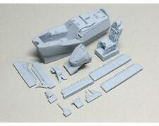 Wolfpack 1/48 F-22A Raptor Cockpit resin set for Hasegawa - WP48086