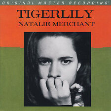 Tigerlily by Natalie Merchant (CD, Sep-2007, Mobile Fidelity Sound Lab)