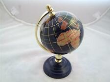 Superb Lapis Lazuli Semi Precious Gemstone 80mm World Globe.