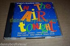 In The Air Tonight Virgin Greatest Hits Gary Moore Genesis UB40 OMD PIL Madness