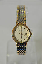 Rotary Ladies' Two-Tone Quartz Bracelet Champagne Dial Watch LB03497/03 ~ AB+552
