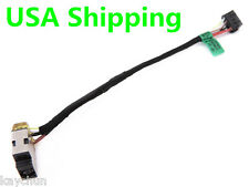 Original DC power jack in cable for HP Touchsmart 15-d058nr 15-d059nr 15-d060nr