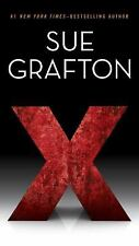 X: A Kinsey Millhone Novel by Sue Grafton 2016, Paperback BRAND NEW BOOK