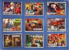CIVIL WAR NEWS A&BC Gum  VGC FULL SET 88 cards