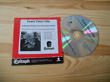 CD Punk Every Time I Die - Underwater Bimbos (1 Song) Promo EPITAPH REC