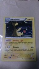 Ampharos Pokemon Card RARE [STEAM SIEGE]