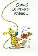 "CPM - Card Postal MARSUPILAMI - "" DEMONSTRATES by FRANQUIN "" ED TOUCAN - Ref 5"