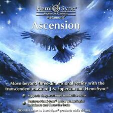 Hemi Sync - Ascension CD Metamusic *NEW*