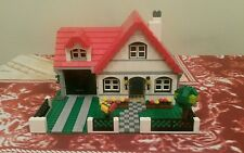 Lego Creator 4956 House 100%Complete+Instructions (3in1) Rare