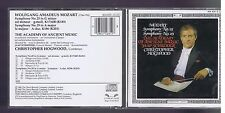 MOZART CD SYMPHONIES 25 & 29/ CHRISTOPHER HOGWOOD/ THE ACADEMY OF ANCIENT MUSIC