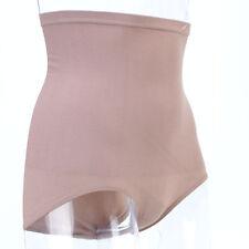 Femme Culotte Amincissante Sculptante haute panty galbante gainette 46 48 BEIGE