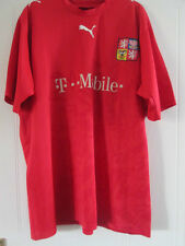 Czech Republic 2006-2008 Home Football Shirt Size xl mans /39172