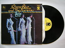 Diana Ross & The Supremes - Baby Love, Sounds Superb SPR-90001 Ex Condition LP