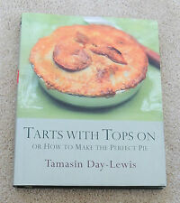 PIE COOKBOOK tarts with tops Sweet also Savory recipes HARDBACK