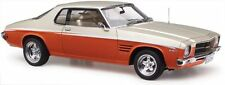 HQ Holden Monaro GTS Custom - Orange Tang - 1:18 Scale Classic Carlectables
