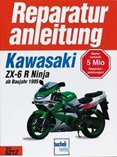 WERKSTATTHANDBUCH REPARATURANLEITUNG WARTUNG 5212 KAWASAKI ZX 6-R NINJA