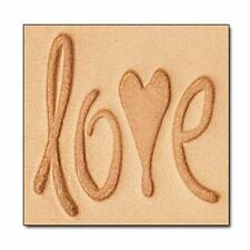 8675 Craftool 3-D Stamp Love Tandy Leather 8675-00
