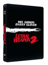 LETHAL WEAPON 2 - Blu-Ray Steelbook -