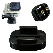 Amazing Quick Release Tripod Mount Adapter for GoPro HD Hero 4 3+ 3 2 1 QW