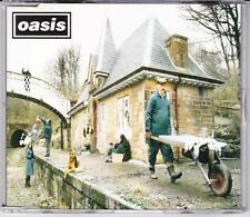 OASIS (UK 4 TRACK CD 1995)  SOME MIGHT SAY