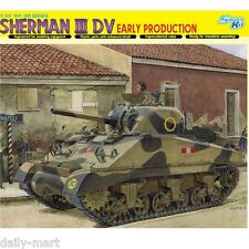 Dragon 1/35 6573 Sherman III DV Early Production Model Kit