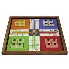 Ludo Board Games Set for Kids with Magnetic Board and Pieces