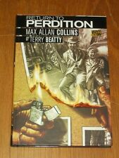 Return To Perdition by Max Allan Collins Vertigo (Hardback, 2011)  9781401223830