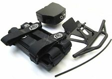 Electric Losi XXL-2 Battery Tray, ESC Mount & Straps XXL2-E LOS04004