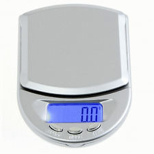 New Mini Silver Digital Pocket Jewelry Scale 200g /0.01g Weight Balance #54