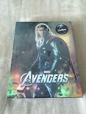 Avengers Novamedia Full Slip C Bluray Steelbook (Thor & Hawkeye)