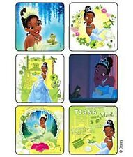 18 Disney Princess and the Frog Stickers Party Favors Tiana Teacher Supply