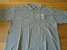 BECK'S VIER POLO SHIRT : LARGE / OLIVE.