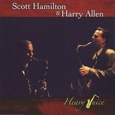 Heavy Juice by Scott Hamilton (CD, Jul-2004, Concord Jazz)