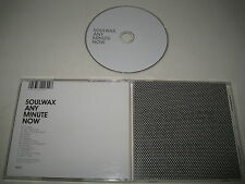 SOULWAX/ANY MÍNUTE NOW(PIAS/PIASB 060 CD)CD ALBUM