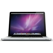 Apple MacBook Pro 15 Intel i7 Quad Core 8GB Ram 500GB HDD Radeon Aiport Mac OSX