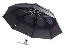 GustBuster Metro 43-Inch Automatic Umbrella (Black) New