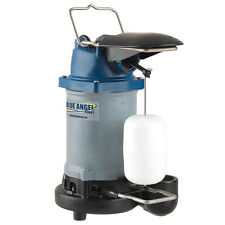 Blue Angel 1/3 HP High Temperature Rated Cast Iron Submersible Sump Pump F33S
