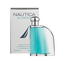 Nautica Classic by Nautica 3.4 oz EDT Cologne for Men Brand New In Box