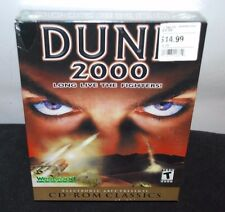 (NEW SEALED) DUNE 2000 CD ROM PC VIDEO GAME 1998