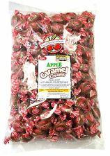 SweetGourmet Goetze's Apple Caramel Creams Candy, 5LB FREE SHIPPING!