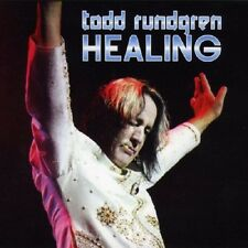 Todd Rundgren Healing Live 2010 CD+DVD NEW SEALED