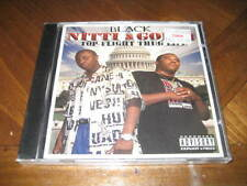 Black Nitti & Goddi - Top Flight Thug Life Rap CD Ivan Da Terrible Step Dogg