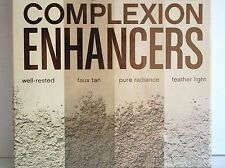BareMinerals Complexion Enhancers Well Rested,Faux Tan,Pure Radiance,Feather Lig