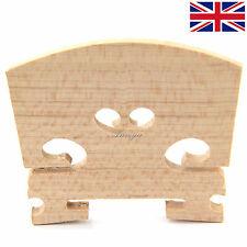 Violin Bridge 4/4 Maple - for student violins