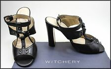 WITCHERY WOMEN'S HIGH HEELS STRAPPY OPEN-TOE FASHION SHOES SIZE 8, 39