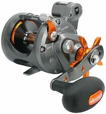NEW Okuma Cold Water Linecounter Reel 2+1bb 5.1:1 12lb/290yd Rh CW-153D
